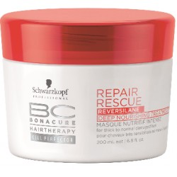 MASCARILLA BONACURE REPAIR RESCUE DEEP NOURISHING 200ML